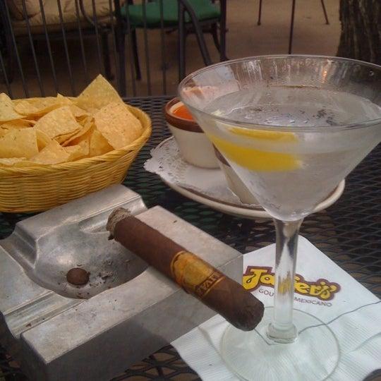 Foto tirada no(a) Javier's Gourmet Mexicano por John Z. em 5/13/2012