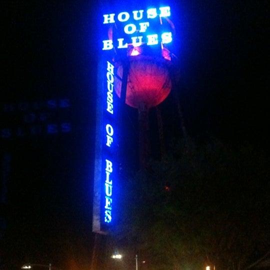 3/17/2012에 Juan O.님이 House of Blues에서 찍은 사진