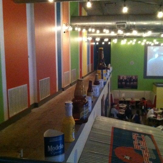 Снимок сделан в El Real Tex-Mex Cafe пользователем Aaron K. 9/2/2012