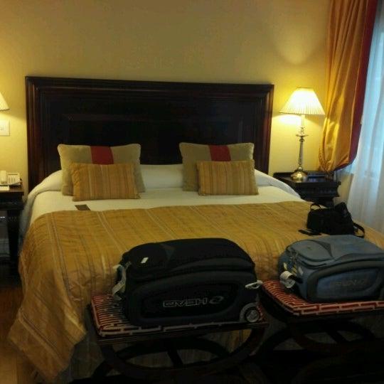 Снимок сделан в Hotel Panamericano пользователем German 8/4/2012