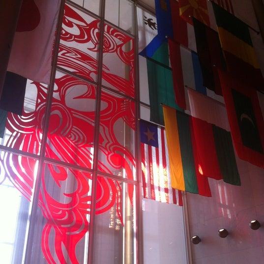 Снимок сделан в The John F. Kennedy Center for the Performing Arts пользователем Garrett L. 4/16/2012