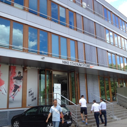 Nike Store Frankfurt Zeil 71