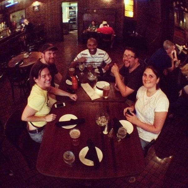 Снимок сделан в The Owl Bar пользователем Josh F. 7/27/2012