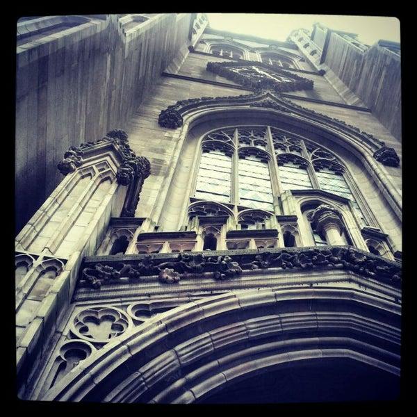 Photo prise au Trinity Church par elena s. le4/26/2012