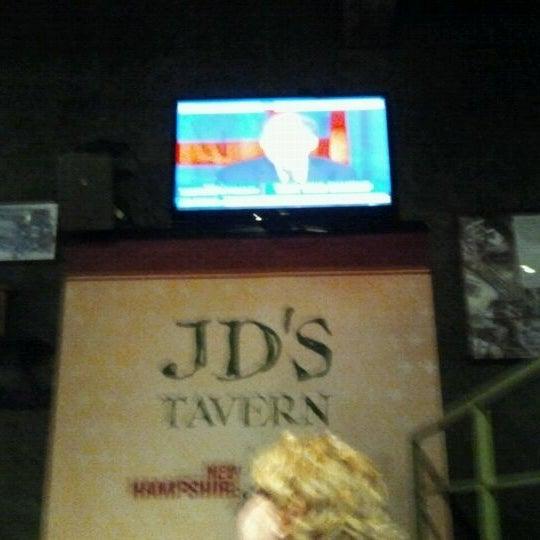 Foto tirada no(a) JD's Tavern por Liz C. em 1/10/2012