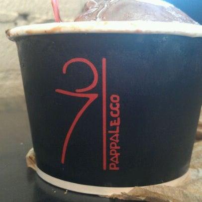 1/26/2012 tarihinde Jocelynziyaretçi tarafından Pappalecco'de çekilen fotoğraf