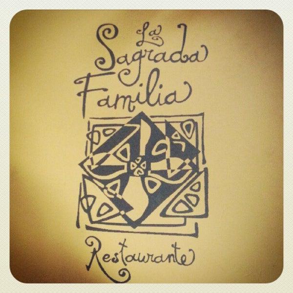 Foto tirada no(a) La Sagrada Família por Guto S. em 8/17/2012