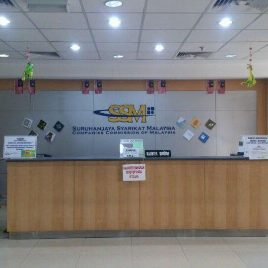 Photos At Kaunter Pertanyaan Ssm Podium 4b Menara Ansar Government Building In Johor Bahru