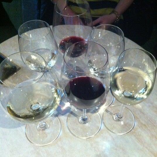 Снимок сделан в Blanc et Rouge пользователем Adrienne O. 3/31/2012