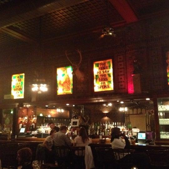 Снимок сделан в The Owl Bar пользователем Chris 5/11/2012