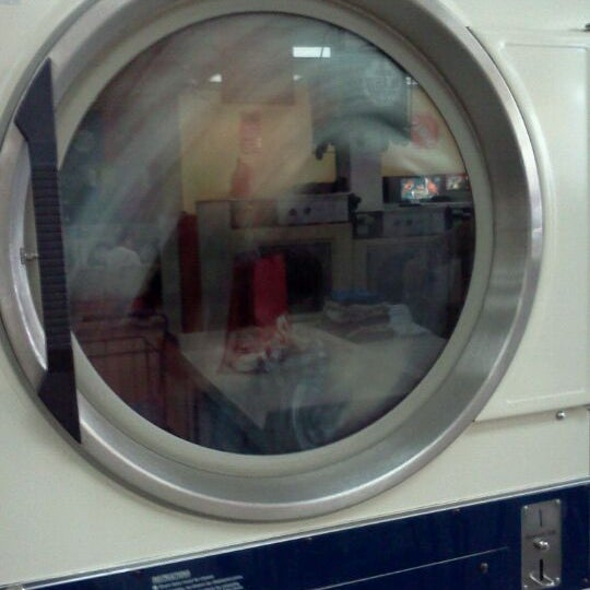 Photo taken at The Wash Depot Laundromat by Greig R. on 11/26/2011