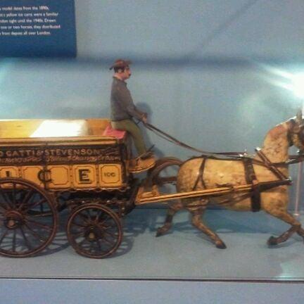 รูปภาพถ่ายที่ London Canal Museum โดย London Canal Museum เมื่อ 9/9/2011