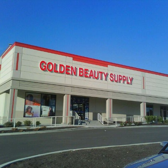 Photos At Golden Beauty Supply Cosmetics Shop