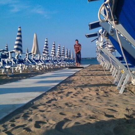 6/9/2012 tarihinde Fabiola G.ziyaretçi tarafından Bagno Adriatico 62'de çekilen fotoğraf