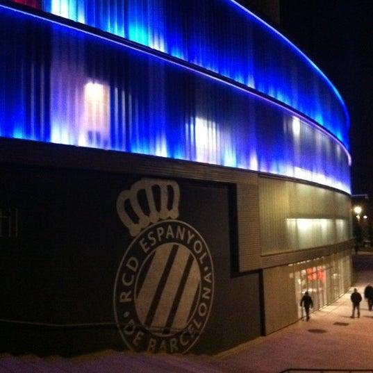 Foto diambil di RCDE Stadium oleh Carlos T. pada 12/11/2011