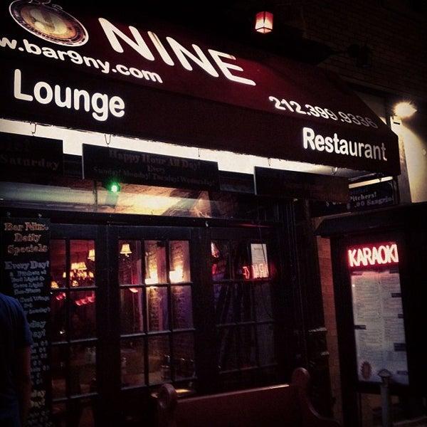 Foto tirada no(a) Bar Nine por Fabio C. em 8/15/2012
