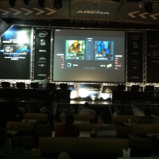 3/16/2012にdmitriy.balabanがКиберcпорт Аренаで撮った写真
