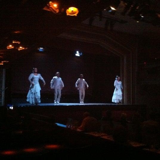 Снимок сделан в Palacio del Flamenco пользователем Robison L. 8/27/2011