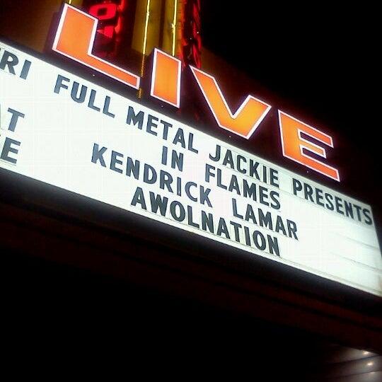 รูปภาพถ่ายที่ Warehouse Live โดย Bert A. เมื่อ 1/21/2012