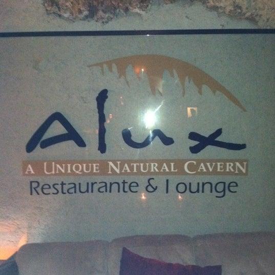 5/24/2012에 Chente C.님이 Alux Restaurant에서 찍은 사진