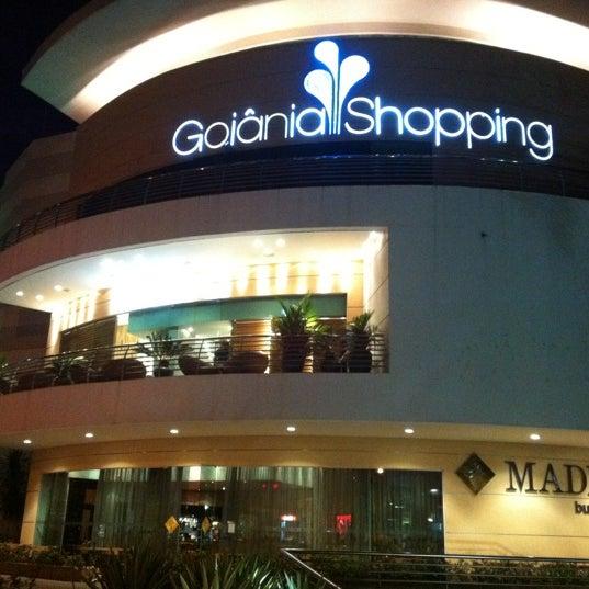 3/22/2012 tarihinde Romeu J.ziyaretçi tarafından Goiânia Shopping'de çekilen fotoğraf