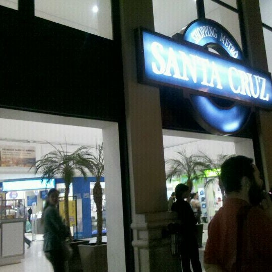 8/19/2011にMarcelo C.がShopping Metrô Santa Cruzで撮った写真