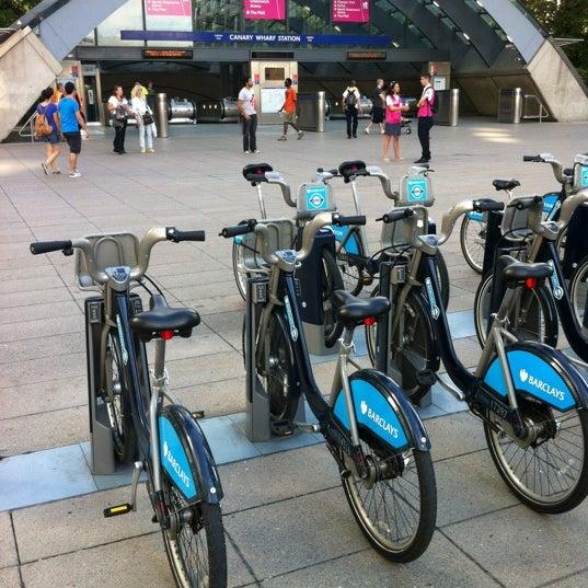 Foto scattata a Canary Wharf da david s. il 9/8/2012