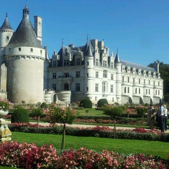 9/8/2012에 Christophe M.님이 Château de Chenonceau에서 찍은 사진