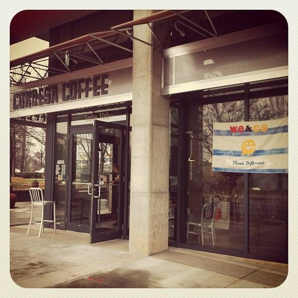 1/26/2012にThankee W.がCondesa Coffeeで撮った写真