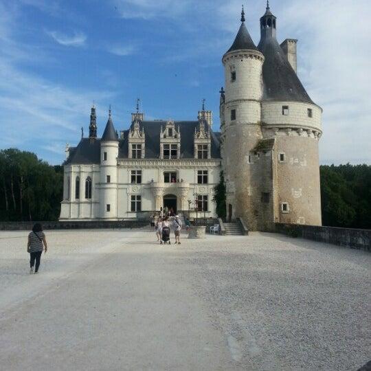 8/12/2012에 Maurizio B.님이 Château de Chenonceau에서 찍은 사진
