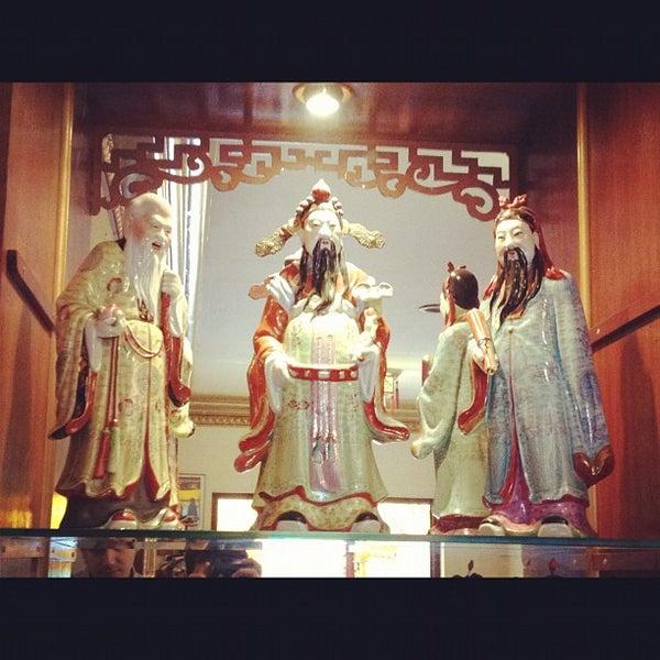 Снимок сделан в Golden Plaza Chinese Restaurant пользователем Ivan V. 9/10/2012