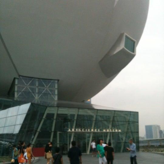 Foto diambil di ArtScience Museum oleh L¡NG pada 9/9/2012