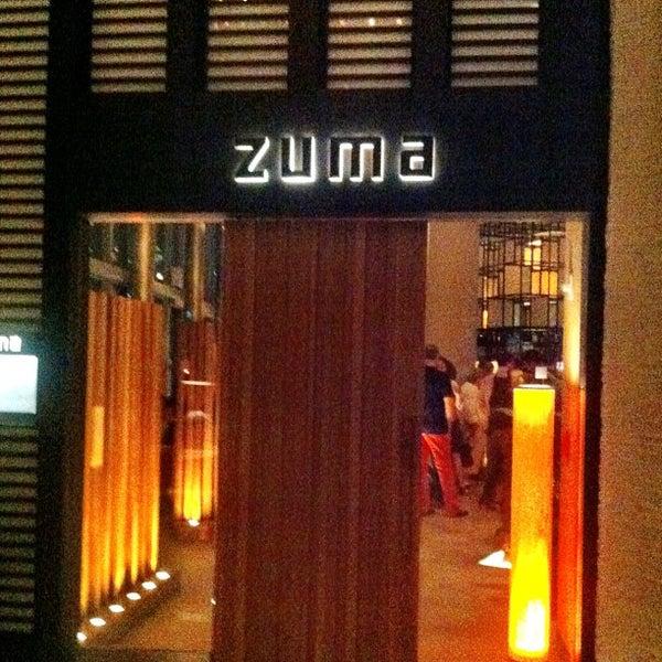 รูปภาพถ่ายที่ Zuma โดย ana claudia v. เมื่อ 7/31/2012