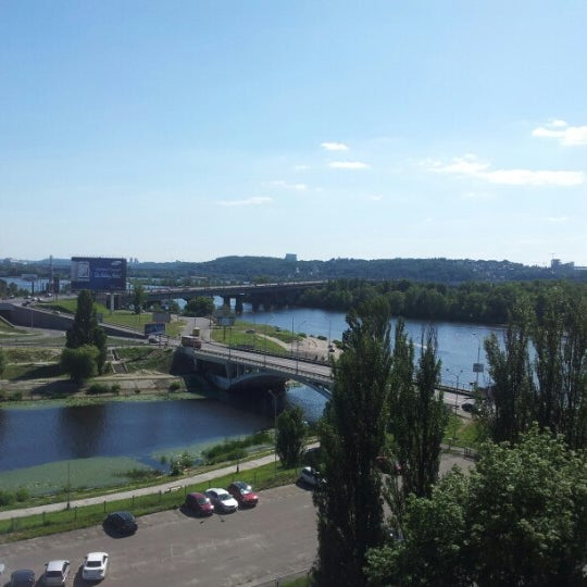 6/24/2012 tarihinde Maria F.ziyaretçi tarafından Готель «Славутич»  / Slavutych Hotel'de çekilen fotoğraf