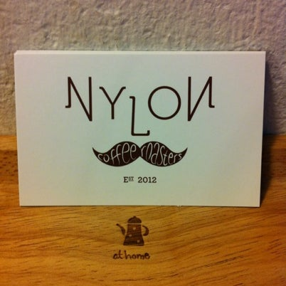 7/22/2012にChristine Y.がNylon Coffee Roastersで撮った写真