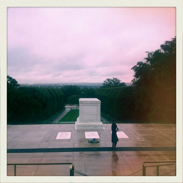 Photo prise au Arlington National Cemetery par Monika le9/6/2011