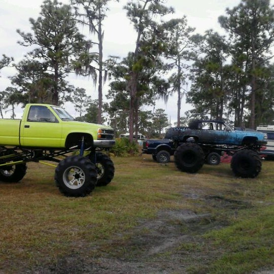 Photo taken at Triple Canopy Ranch Mud Bog by Dillon L. on 12/10 & Photos at Triple Canopy Ranch Mud Bog - 16950 C.R. 630 East