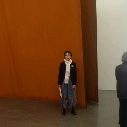 Photo prise au Gagosian Gallery par Jack P. le10/22/2011