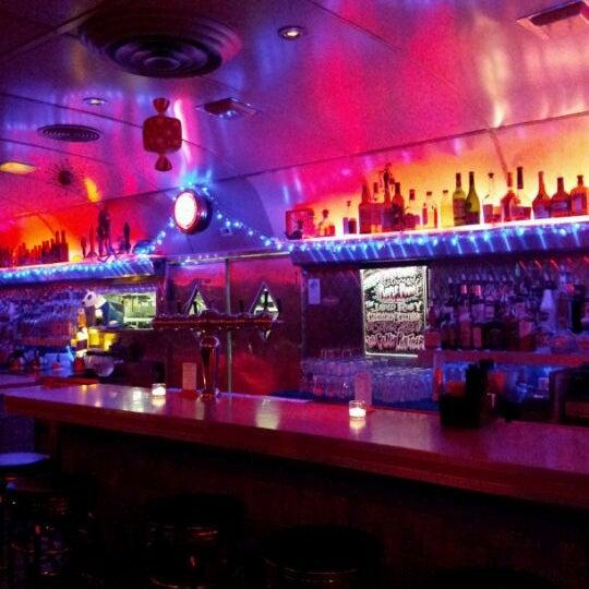 Снимок сделан в Silk City Diner Bar & Lounge пользователем Lam W. 1/6/2012