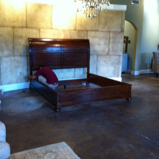 Photo Taken At Malouf Furniture Design By Beverly F On 7 27