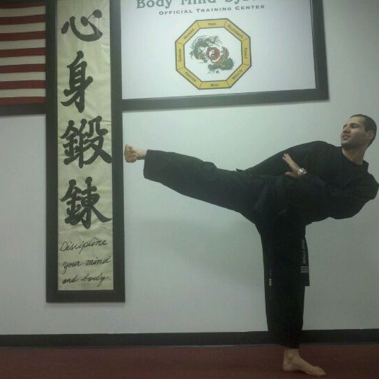 Asian martial arts center