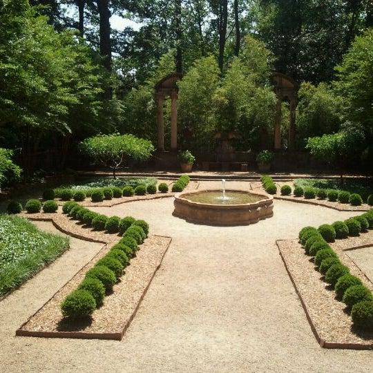 Atlanta Garden Of Bill Hudgins: Photos At Atlanta History Center
