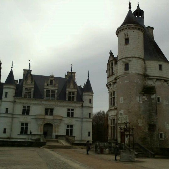 12/20/2011에 Pierre-Yvon C.님이 Château de Chenonceau에서 찍은 사진