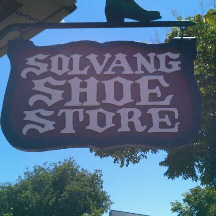 458271ead62 Photo taken at Solvang Shoe Store by Linda C. on 8 31 2011