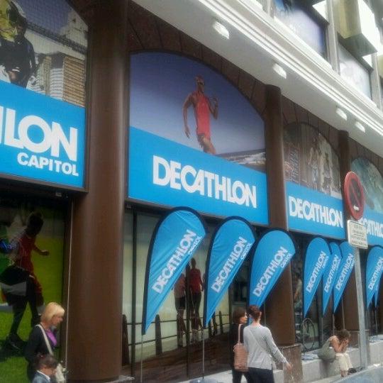 Decathlon Capitol - Abando - 5 tips 69d3eb2f2befc