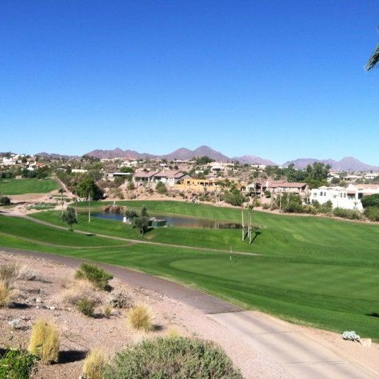 Das Foto wurde bei Desert Canyon Golf Club von Martin O. am 10/27/2011 aufgenommen