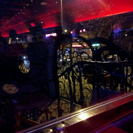 Снимок сделан в Silk City Diner Bar & Lounge пользователем Lam W. 1/9/2012