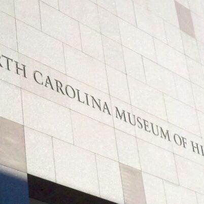 รูปภาพถ่ายที่ North Carolina Museum of History โดย Richard B. เมื่อ 1/31/2012