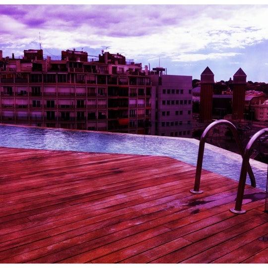 9/2/2012에 Shana A.님이 Piscina B-Hotel에서 찍은 사진