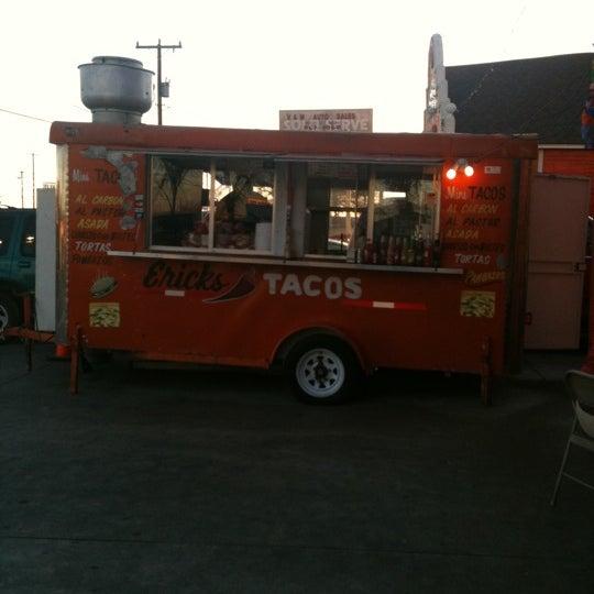 Erick S Tacos El Dorado San Antonio Tx